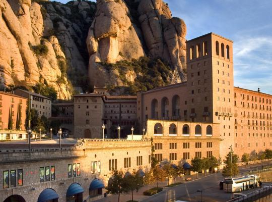 Viesnīcas bildes: Hotel Abat Cisneros Montserrat