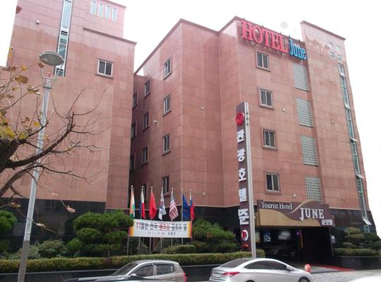 Foto dell'hotel: Incheon Airport Hotel June
