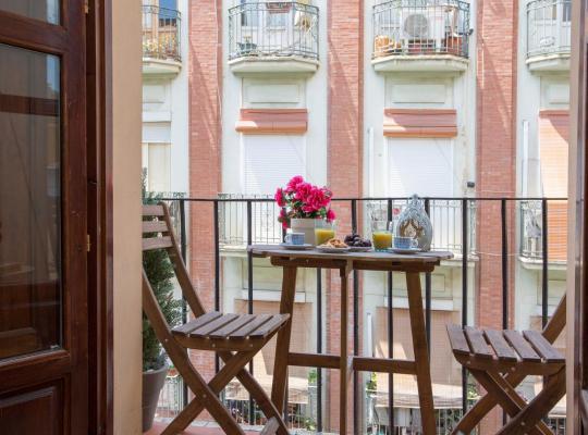 Viesnīcas bildes: Blanquerias Apartments