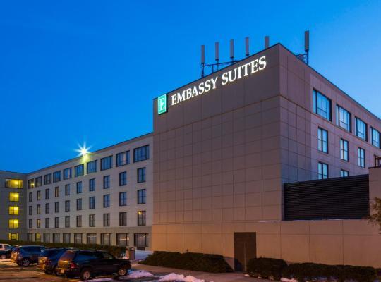 Viesnīcas bildes: Embassy Suites Piscataway - Somerset