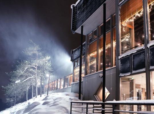 Hotel fotografií: Ski-Inn Hotel Pyhätunturi