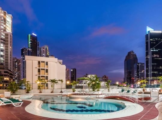 Viesnīcas bildes: Hotel Sercotel Panama Princess