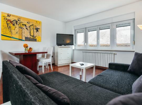 Viesnīcas bildes: Apartments Aqua - Zagreb Centre