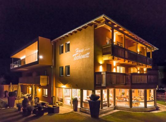 Photos de l'hôtel: Residence-Garni Haus Tschenett