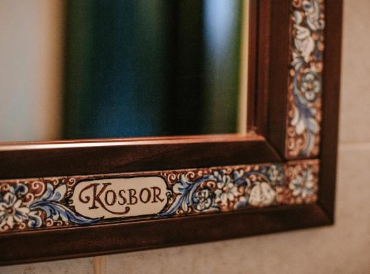 ホテルの写真: Kosbor Panzió