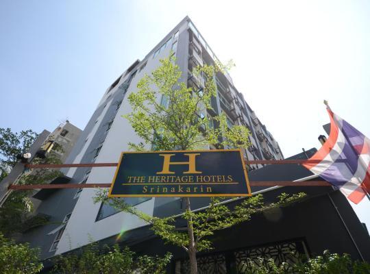 Fotos do Hotel: The Heritage Hotels Srinakarin