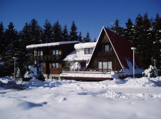 Hotel bilder: Chata Okrouhlík