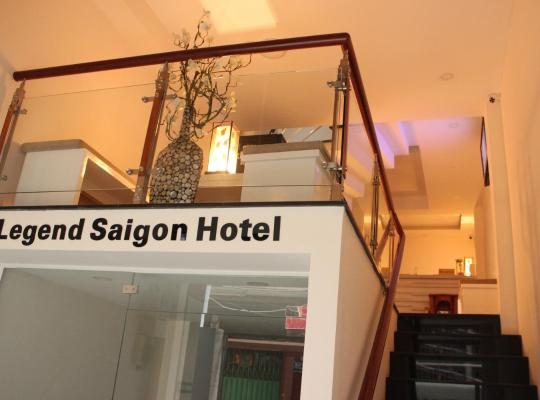 酒店照片: Legend Saigon Hotel