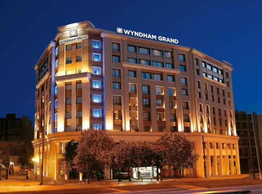 Hotelfotos: Wyndham Grand Athens