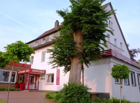 Photos de l'hôtel: Büscher's Hotel und Restaurant