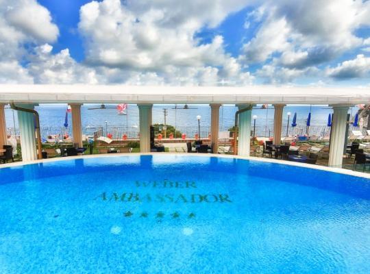 Otel fotoğrafları: Hotel Weber Ambassador