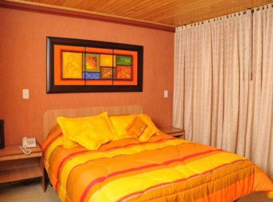 Zdjęcia obiektu: Apartaestudios Hoteles Bogotá Inn