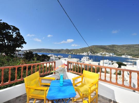 Foto dell'hotel: Pension Sofia Amorgos