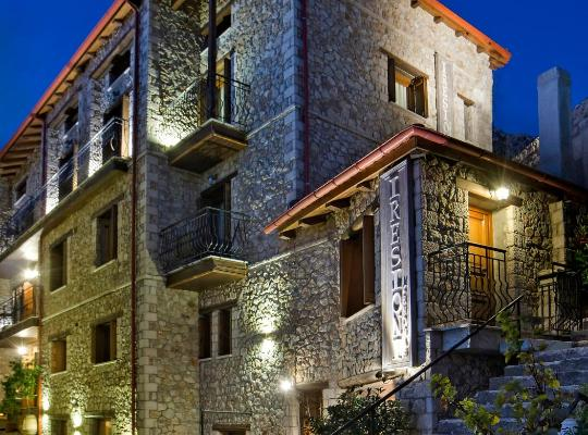 Фотографии гостиницы: Xenonas Iresioni