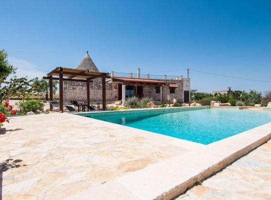 Hotellet fotos: Holiday home Trullo Sotto Le Stelle