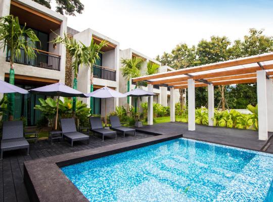 Хотел снимки: B2 Pai Premier Resort Hotel