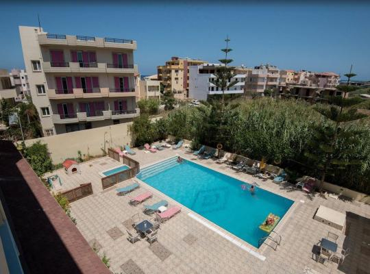 Hotellet fotos: Eleni Palace
