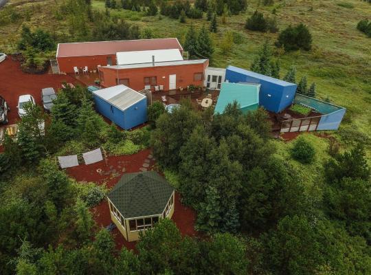 Hotel Valokuvat: Iceblue Lodge