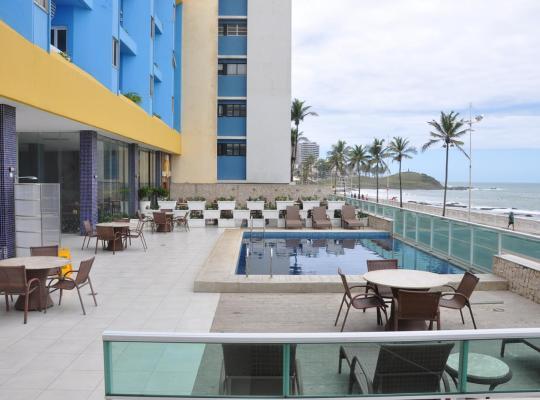 รูปภาพจากโรงแรม: Bahia Flat ap 206