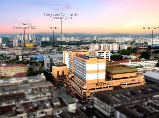 صور الفندق: Hotel Pudu Plaza Kuala Lumpur
