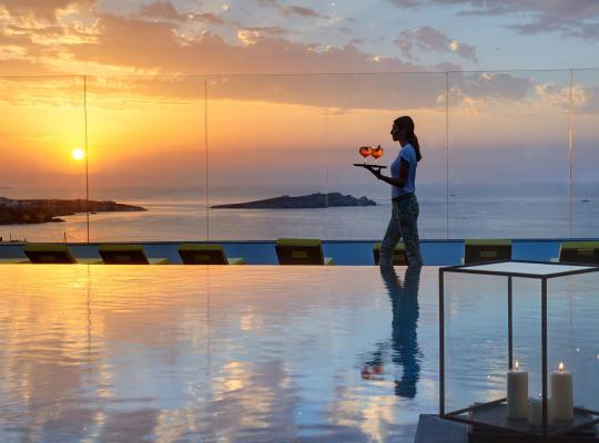 Foto dell'hotel: Myconian Korali Relais & Chateaux