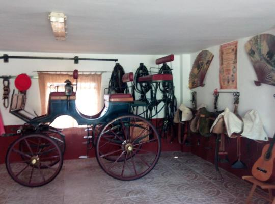 होटल तस्वीरें: El Enganche