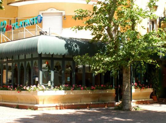 Хотел снимки: Hotel Dei Platani