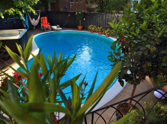 호텔 사진: Gîte Chez Baza