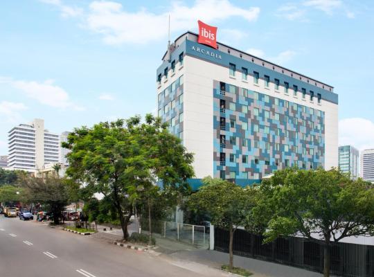 ホテルの写真: Ibis Jakarta Arcadia