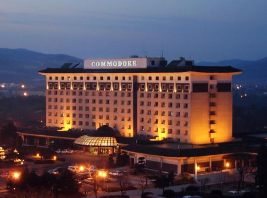 Hotelfotos: Commodore Hotel Gyeongju