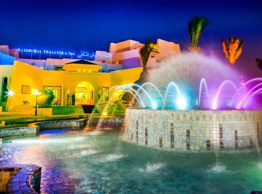 Viesnīcas bildes: Hasdrubal Thalassa & Spa Port El Kantaoui