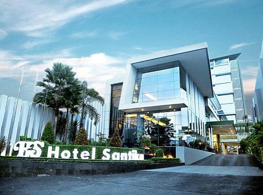 Viesnīcas bildes: Hotel Santika Tasikmalaya