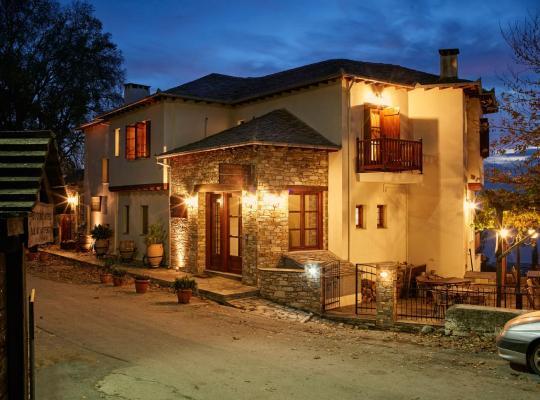 Otel fotoğrafları: Hotel Dryades and Spa