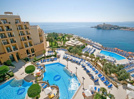 Hotellet fotos: Corinthia Hotel St. George's Bay