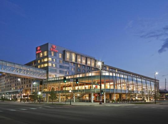 Képek: Hilton Omaha