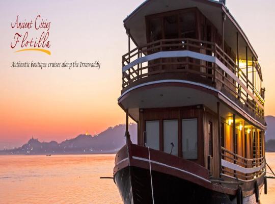Hotel photos: RV Mingun(Mandalay-Myin Kan Gyi(Irrawaddy Dolphins)Kyauk Myaung-Mingun--Ava@Innwa-Mandalay )5 Days-4Nights Program
