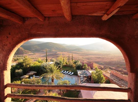 Φωτογραφίες του ξενοδοχείου: La Kasbah d'Ouzoud
