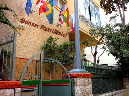 Hotel bilder: Pevzner House 1956 In Haifa Center