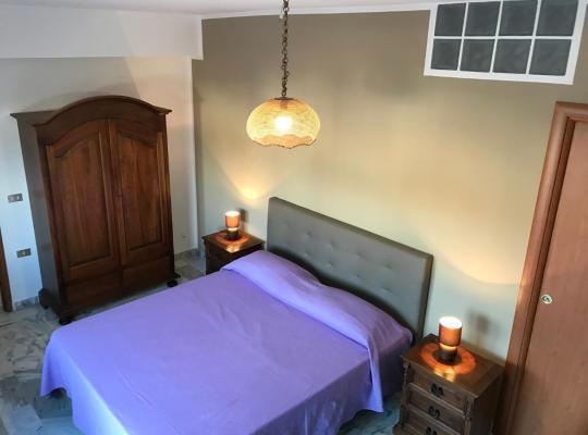 รูปภาพจากโรงแรม: Le Terrazze sul Mare Rooms
