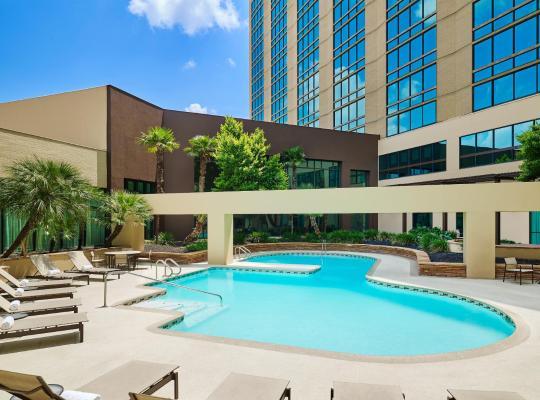 Képek: Hilton San Antonio Airport