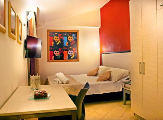 ホテルの写真: Hotel Residence Villa Cibele