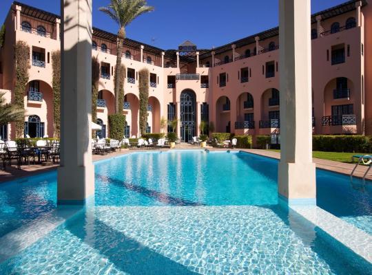 Хотел снимки: Hotel Marrakech le Tichka