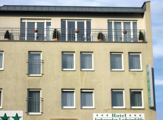 Hotel photos: Hotel Ambassador-Ludwigsfelde