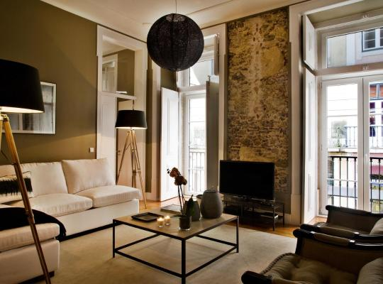 Hotellet fotos: Lisbon Five Stars Apartments São Paulo 55
