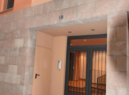 Viesnīcas bildes: Apartamentos La Fonda