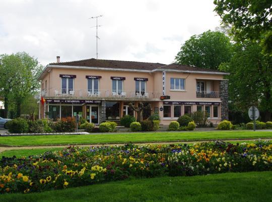 Фотографії готелю: Hotel Restaurant L'Ecureuil