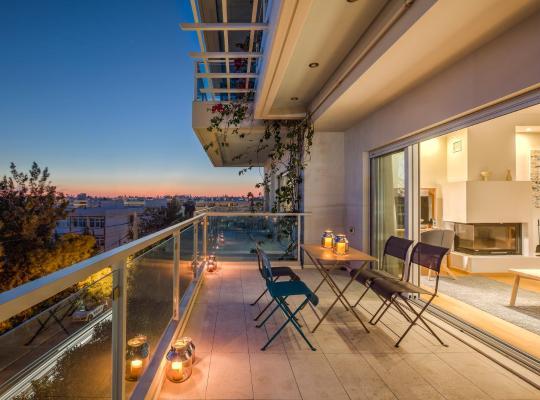 Hotel fotografií: Scale Suites