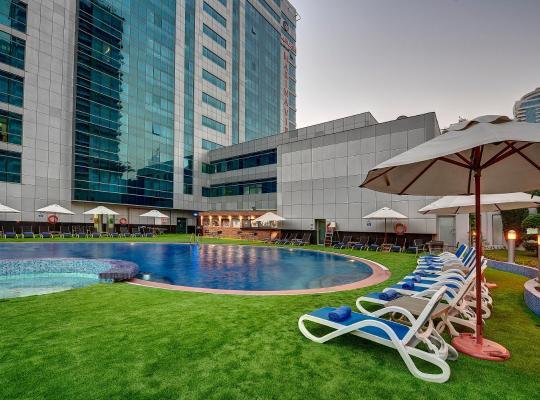 Fotos do Hotel: Marina View Deluxe Hotel Apartment