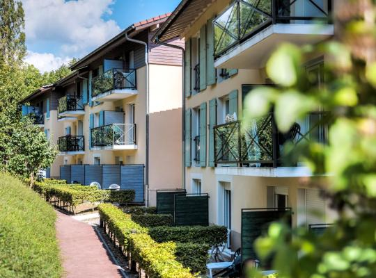 酒店照片: Zenitude Hôtel-Résidences L'Orée du Parc