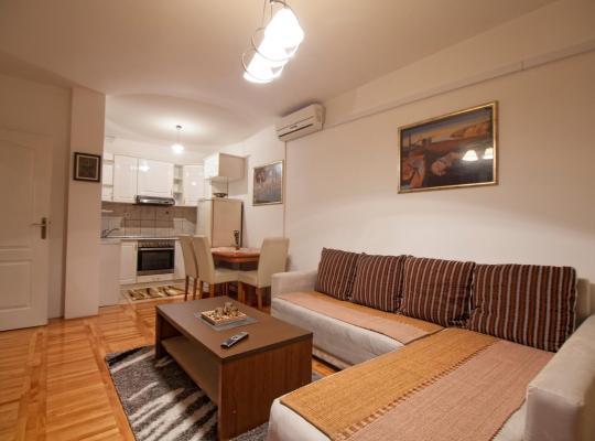 Φωτογραφίες του ξενοδοχείου: Apartman3